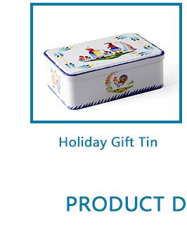 Caixa quadrada da lata do presente do sabão do metal 100g com relevo do logotipo