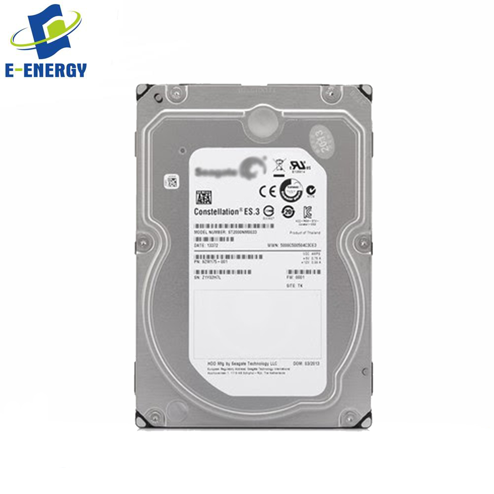 HDD Model ST3000NM0023 3TB 7.2K SAS 3.5'' Original Hard Drive
