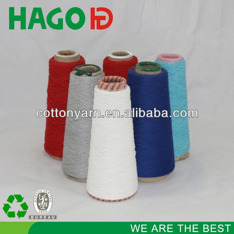 china manufacturer supima cotton yarns