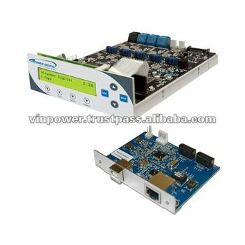 vinpower 1to11 sata networkable bd/dvd/cd-controller