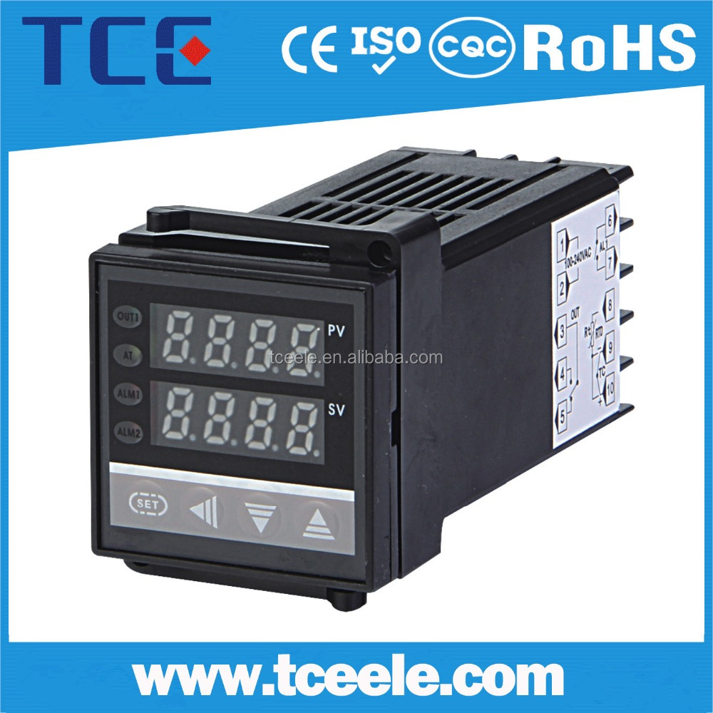 REX-C100 Digital PID Intelligent Temperature Controller Price, xmte temperature controller