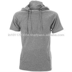 d2b1729ea2d India mens short sleeve hoodie wholesale 🇮🇳 - Alibaba