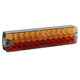 Multivoltage Rectangle LED Trailer Jeep Bump Stop Tail Bar Lamp Rear Lights