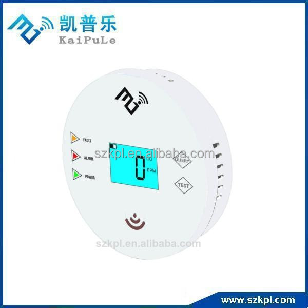 Standalone Home CO Alarm / CO Gas Leak Detector / Gas Alarm