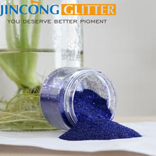 exterior wall glitter paint fine PET purple glitter G3401 for textile printing