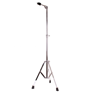 Wholesale drum cymbals stand set straight oblique dual purpose tinkling cymbal stand skew cymbal frame