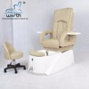 Superior quality individual footsie spa joy pedicure recliner chair