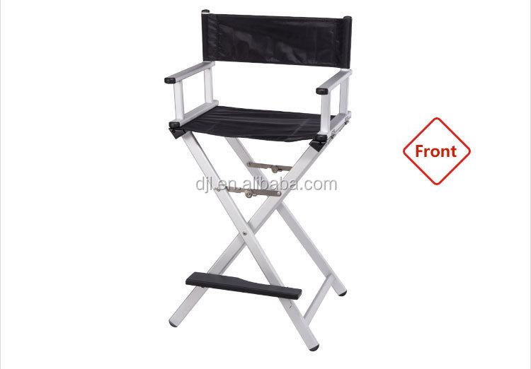 Make Up Stoel : Professionele ultralichte draagbare aluminium folding up stoel