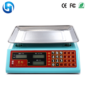 ACS 30kg Electronic Weighing Scale Digital Price Computing Scale