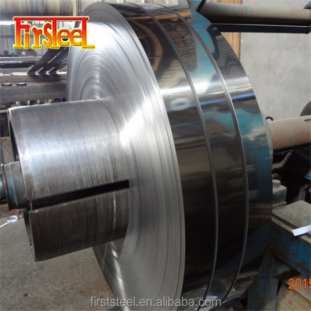 Export quality factory price decorative metal 410 stainless steel strip