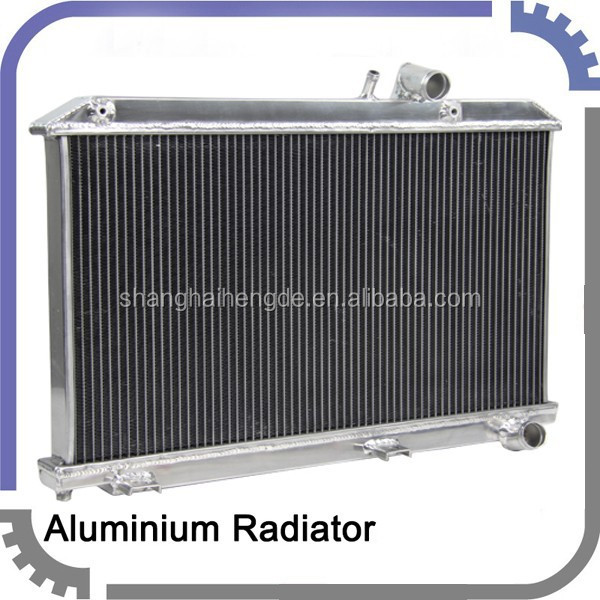 high quality FOR MAZDA RX8 04-08 aluminum auto radiator
