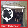 high quality hdpe temporary floor protection mats