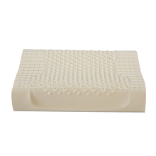 High Quality Comfort Contour Massage Natural Latex Pillow for Adult