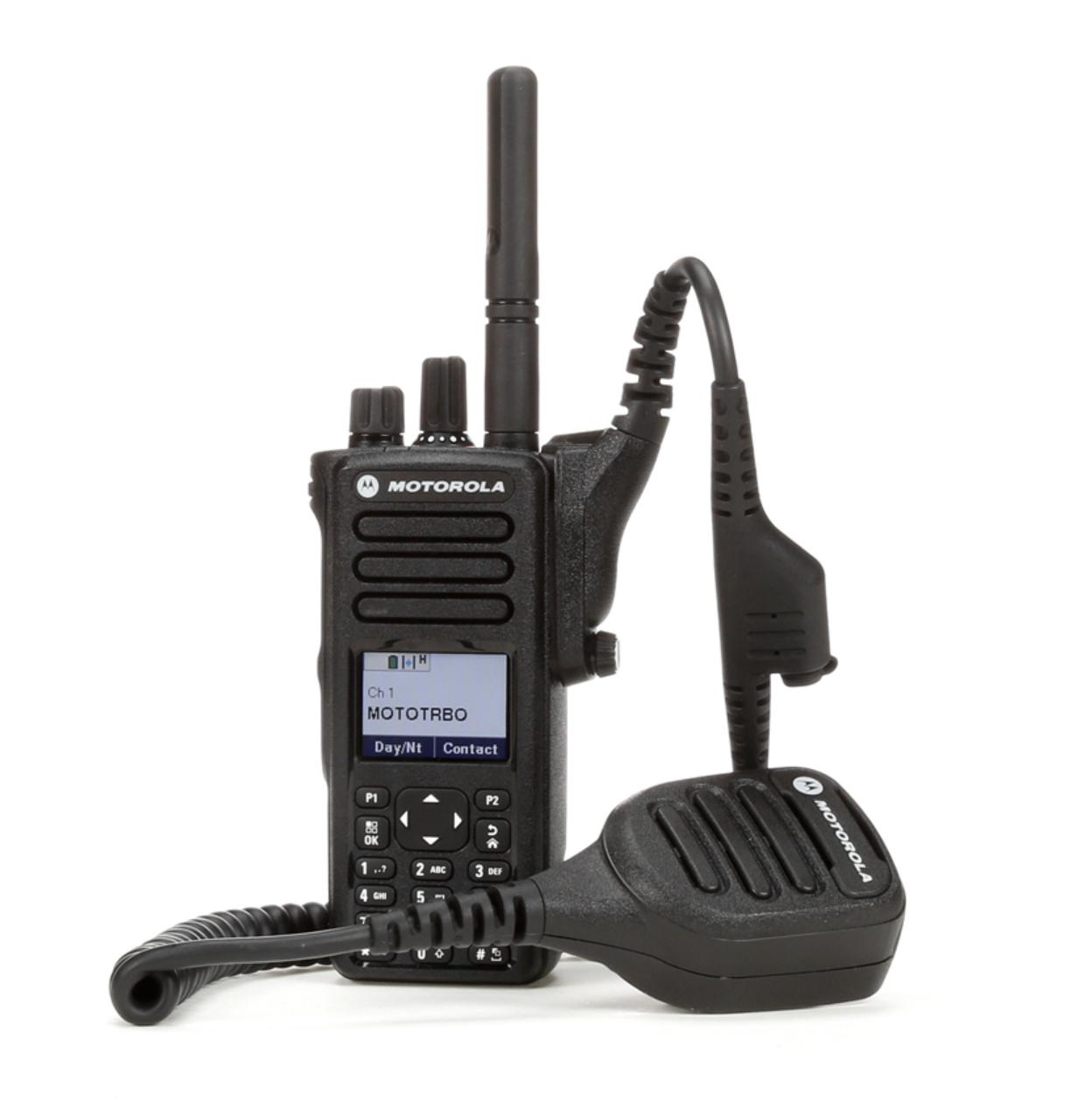 Motorola Xpr-7550 Portable Walkie Talkie With Gps Dmr Ip Connect Military  Standard - Buy Walkie Talkie With Bluetooth Headset,Walkie Talkie