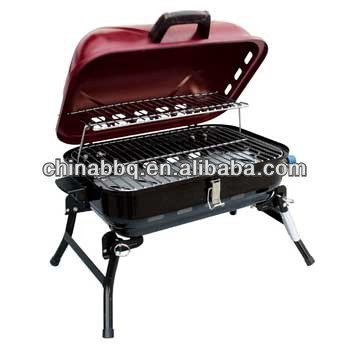 Bbq Professional Camping Stove Portable Table Top Gas Grill