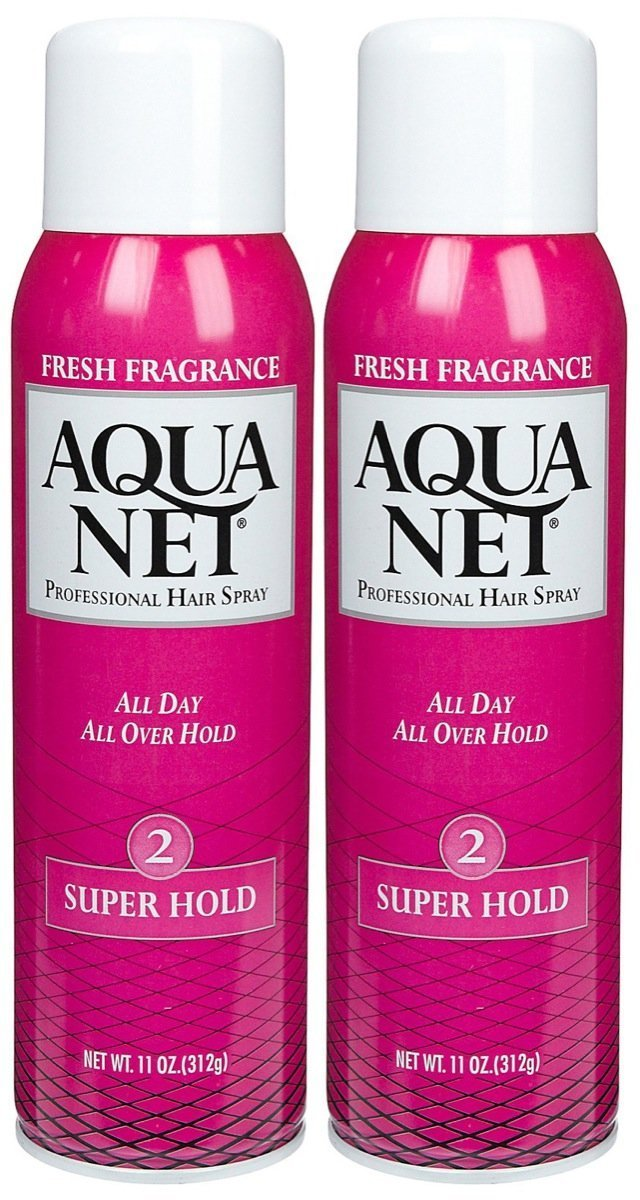 Buy Aqua Net Extra Super Hold Aerosol Hair Spray, 11 oz in Cheap