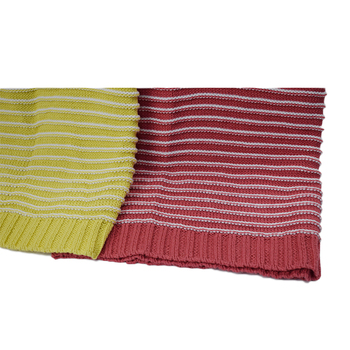 Free Sample High Quality Blanket Kids,travel Cotton Knit Kids Blanket