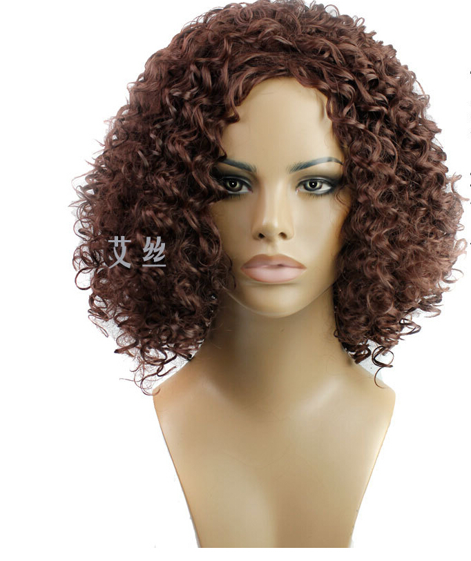 Get Quotations · free shipping for short blonde curly wig 1ee75849b6