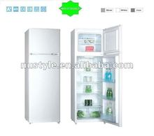 BCD-261L home use double door fridge, No frost design