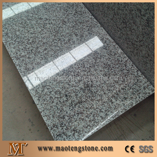G439 Pauline Grey Granite Kitchen Countertop for Cascadia Apartments in USA