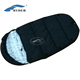 Three Season Thick Soft Comfortable Warm Cocoon Shape Outdoor Hiking Youth Teenage Child Baby Sleeping Bag Pods Camping