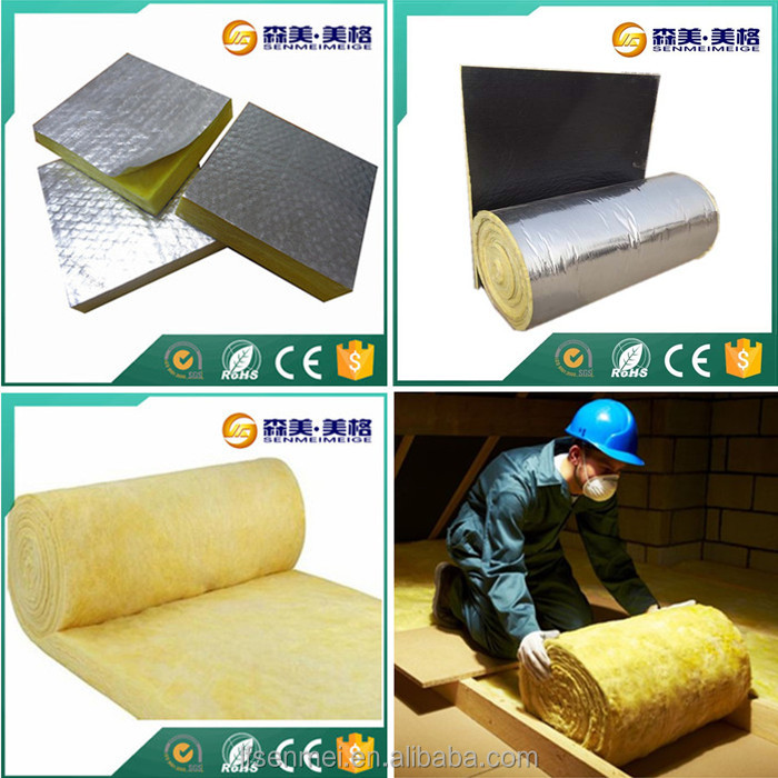 Best price thermal fiberglass glass wool insulation andere for Fiberglass wool insulation