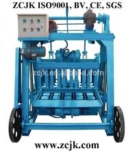 ZCJKQM4-45 auto block brick making machine with complete production line