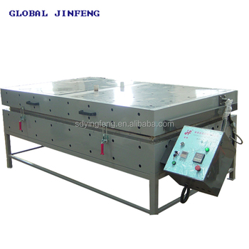 JFK-1112 small glass table melting bending oven good quality