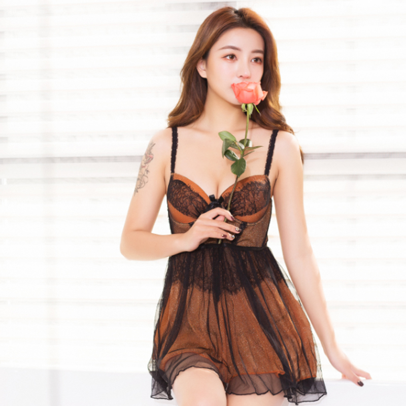 female sex nightgown hot babydoll sexy transparent teen young girls nighty lingerie women erotic chemise lingeries