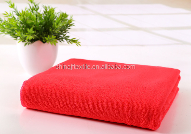 Microfiber thickening car washing towel wholesaleJF16