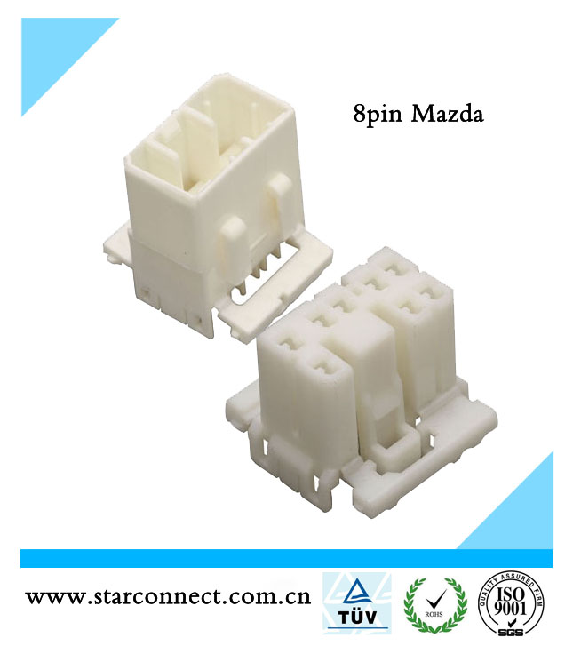 Best Quality Car 8 Pin Auto Radio Harness Connector Buy Rhalibaba: Mazda Radio Connector Pins At Gmaili.net
