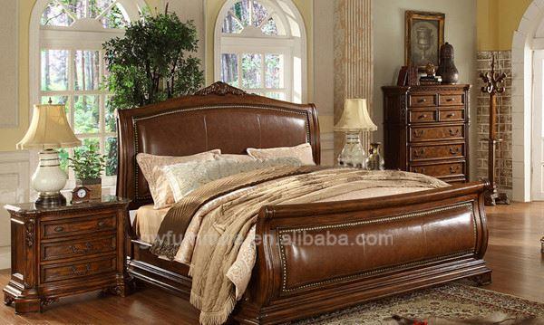 Bedroom Set With Mirror Headboard Bedroom Set With Mirror Headboard Suppliers And Manufacturers At Alibaba Com