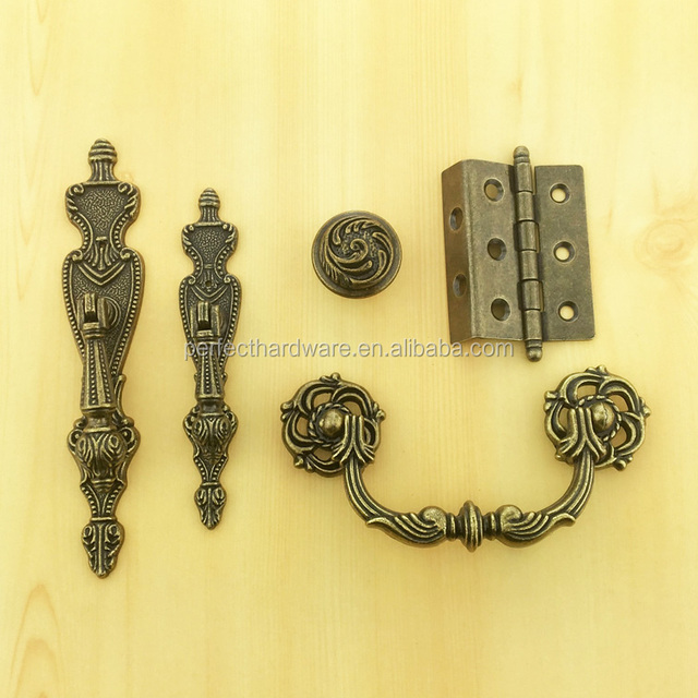 Zinc Alloy antique Cabinet Hardware Drawer Furniture door Handle and  hinge8004 - Buy Cheap China Cabinets And Cabinet Hardware Products, Find China