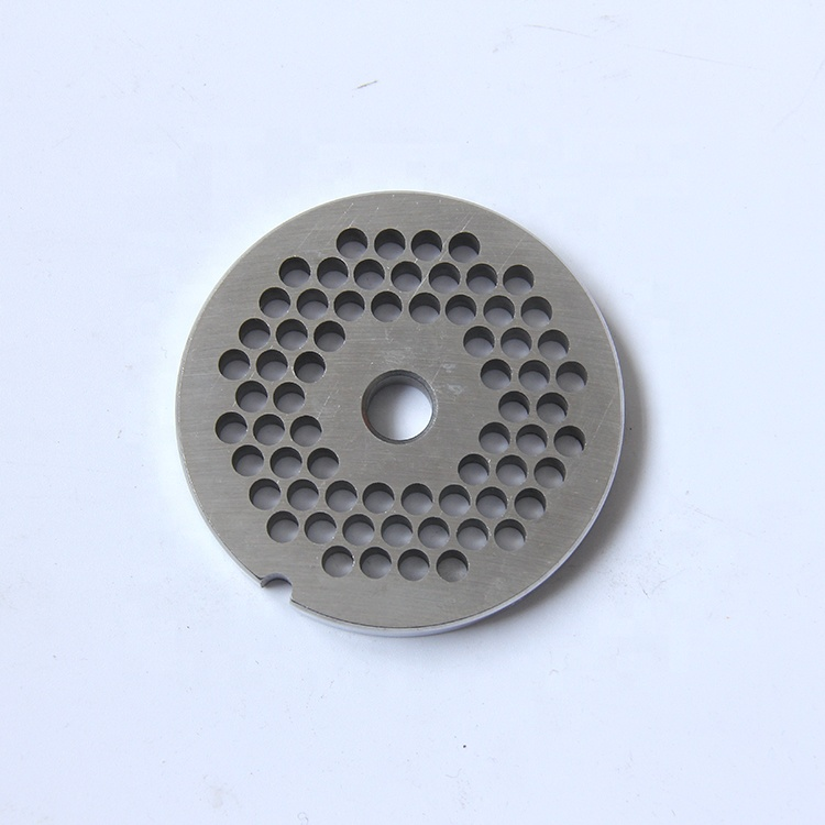 Custom quality products meat mincer replacement plates