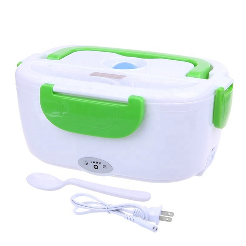 Home use the electric 110 <strong>V</strong> to <strong>220</strong> <strong>V</strong> lunch box electric food grade warmer plastic lunch box electric heater lunch box