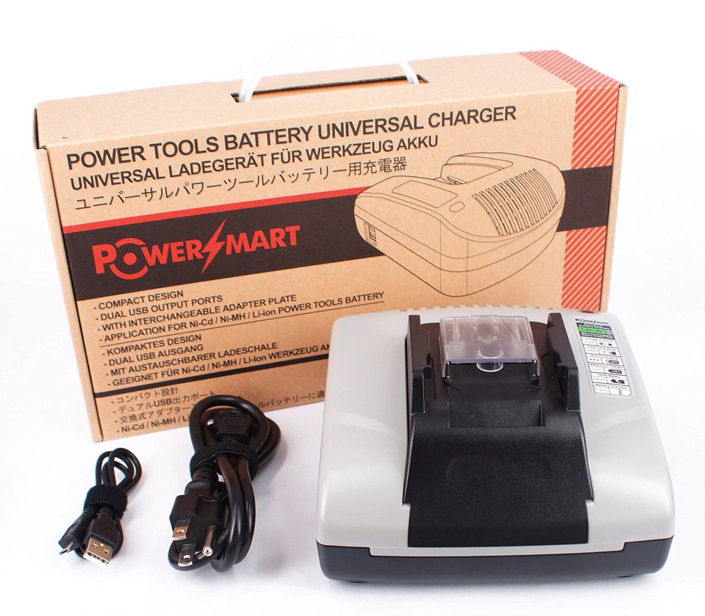 POWERAXIS DC18RC Rapid Charger for Makita BL1430 BL1830 14.4 Volt 18Volt Li-ion Battery
