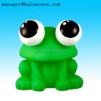 Hotsale kids gift funny Green Frog Ceramic Money Piggy Bank/coin bank