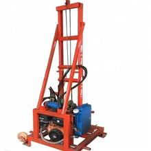 Henan Diesel Gasoline Hydraulic Deep Water Artesian Well Drilling Machine