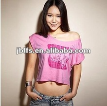2012 short sleeve womens popular clothing