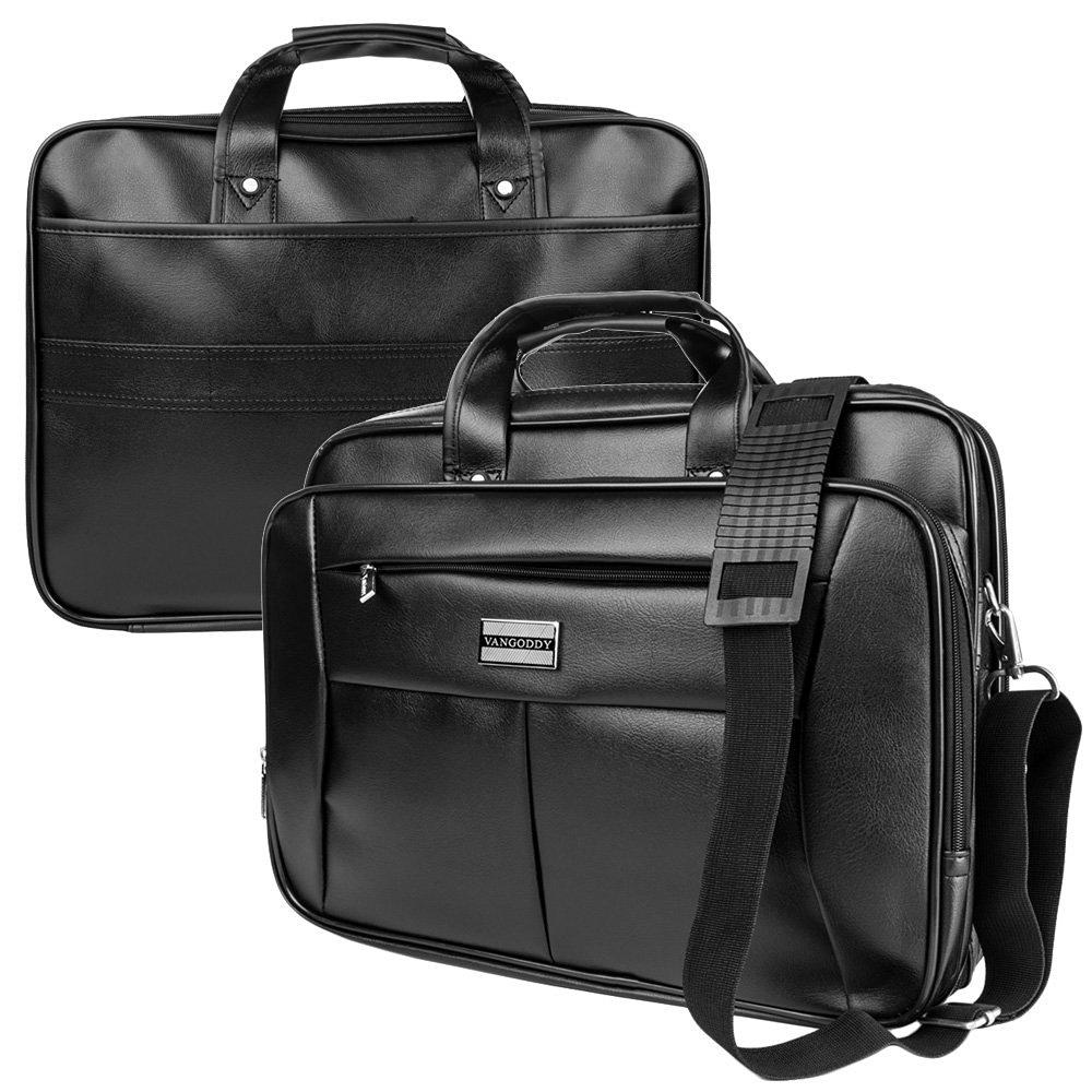 "Vangoddy Barrow Laptop Bag Briefcase for Dell Latitude E6440/ E6540/ 14 Rugged/ XPS 15/ Alienware 15/ Precision M2800/ M3800/M4800/ Vostro/ Inspiron 14"" 15.6"" Laptop/ Ultrabook"