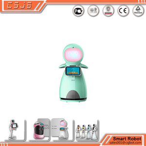 open API platform robot talking self control robot