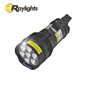 Scubalamp 100m waterproof diving torch/photo/video lights 5000LM LED diving flashlight