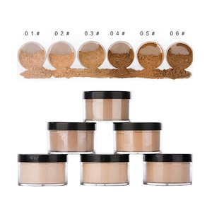 Your Own Brand Cosmetics Private Label Face Makeup Translucent Setting Loose Powder