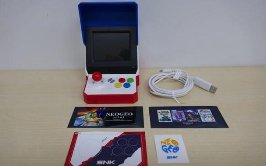 HOT!! 2018 SNK 40th Anniversory NEOGEO Mini Game Console