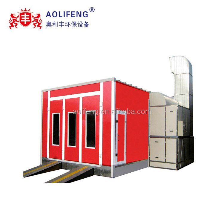 Auto paint spray booth/car paint box