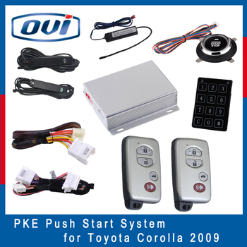 Pke Passive Keyless Entry Car Engine Start Stop System/special Car ...