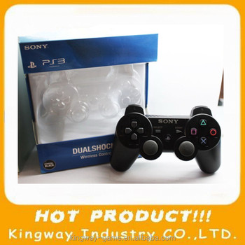 20pcs/Lot free shipping by DHL for PS3 Original and Refurbished Wireless Controller