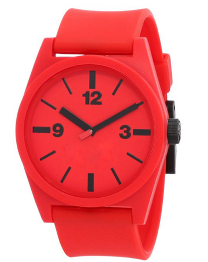 Students Watch New Soft Geneva Womens Candy Silicone Sports Watch Jelly Watch