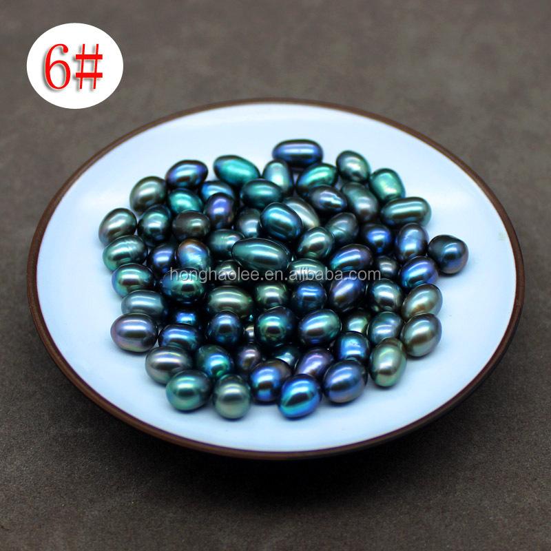 Zhuji sale shine loose 6-8 mm teardrop natural pearl price фото