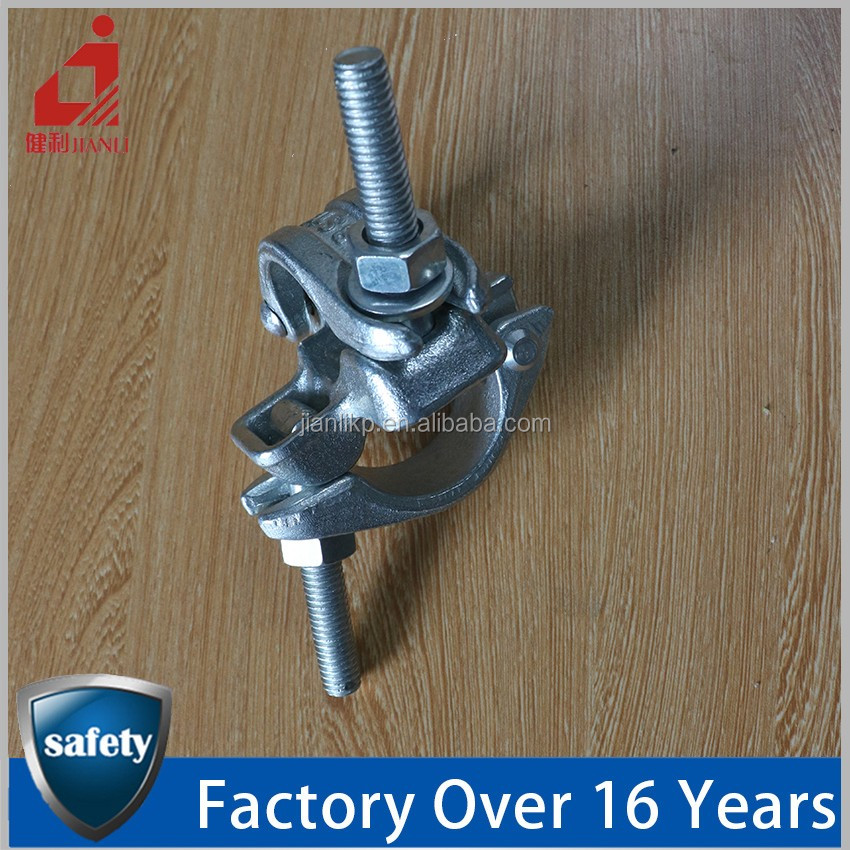 Factory Supplying 90 Degree Scaffolding Fixed Clamp Coupler